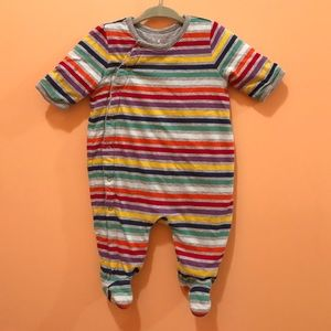 Baby Gap footies